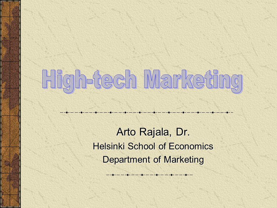 26.3.2004 High-tech Marketing - Arto Rajala (HSE) 62 GDP share of R&D expenditure (%)