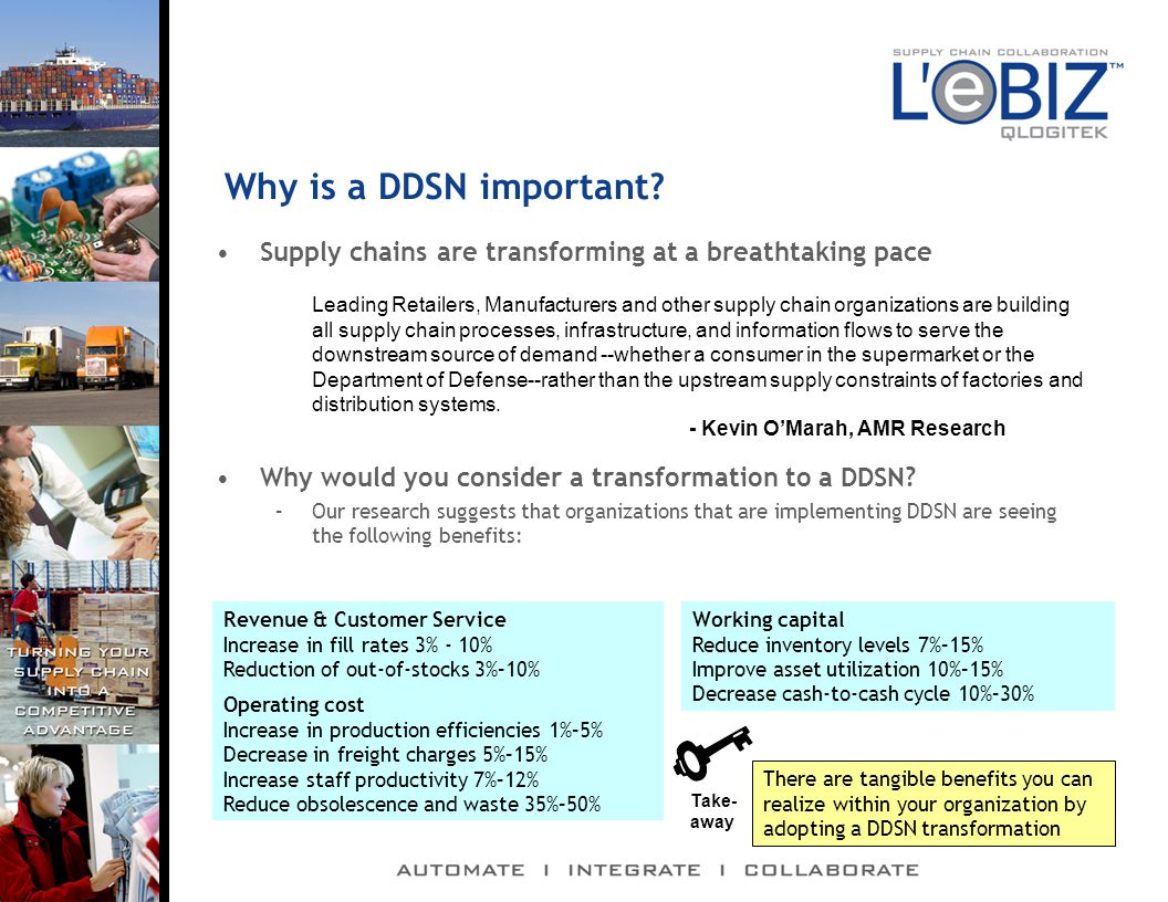 Why is a DDSN important.