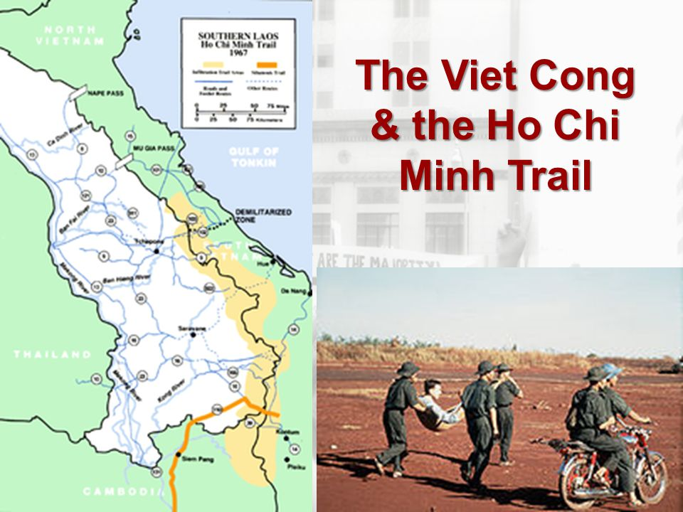 The Vietnam War 1964- Gulf of Tonkin- North Vietnam accused of attacking U.S.
