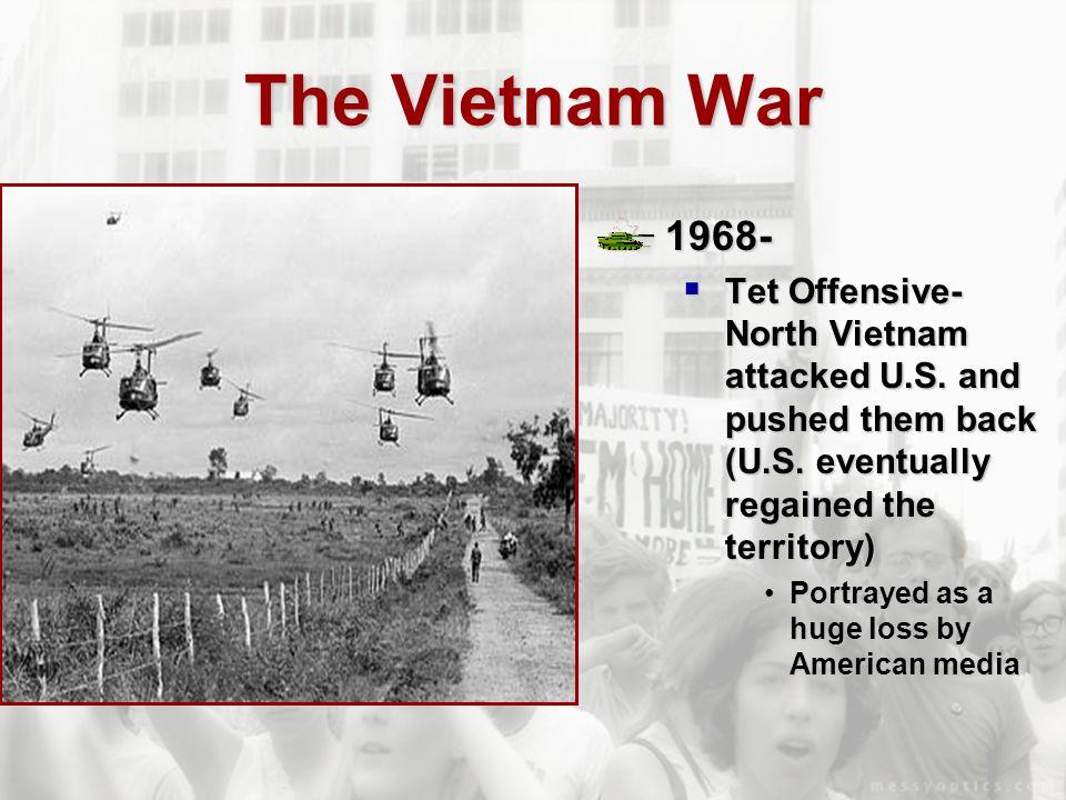 Tet Offensive, 1968 1)Ultimate U.S.