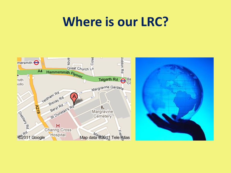 Where is our LRC?
