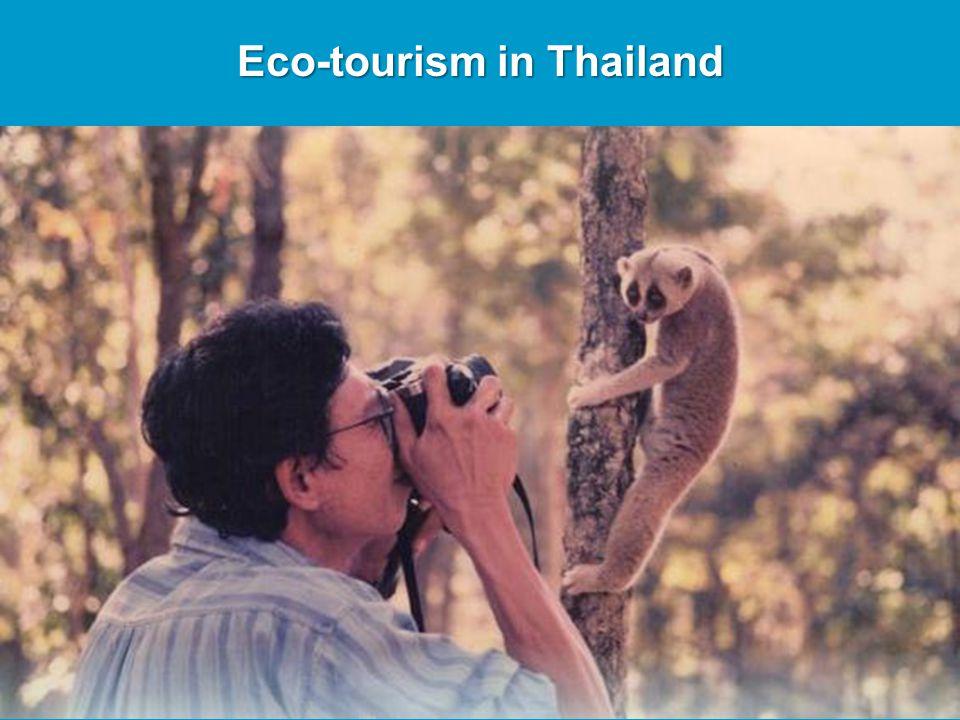 Eco-tourism in Thailand