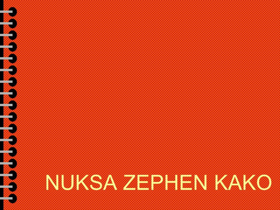NUKSA ZEPHEN KAKO