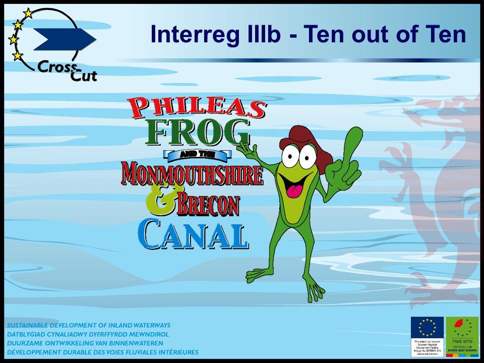 Interreg IIIb - Ten out of Ten