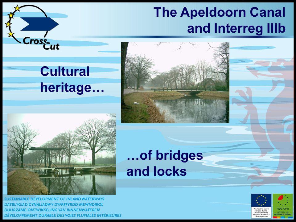 The Apeldoorn Canal and Interreg IIIb Cultural heritage… …of bridges and locks
