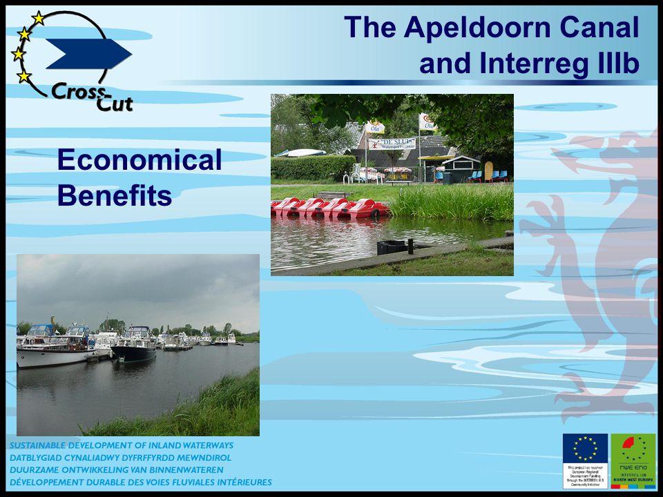The Apeldoorn Canal and Interreg IIIb Economical Benefits