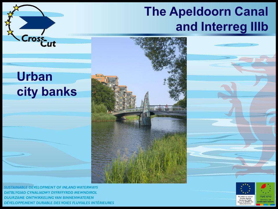 The Apeldoorn Canal and Interreg IIIb Urban city banks