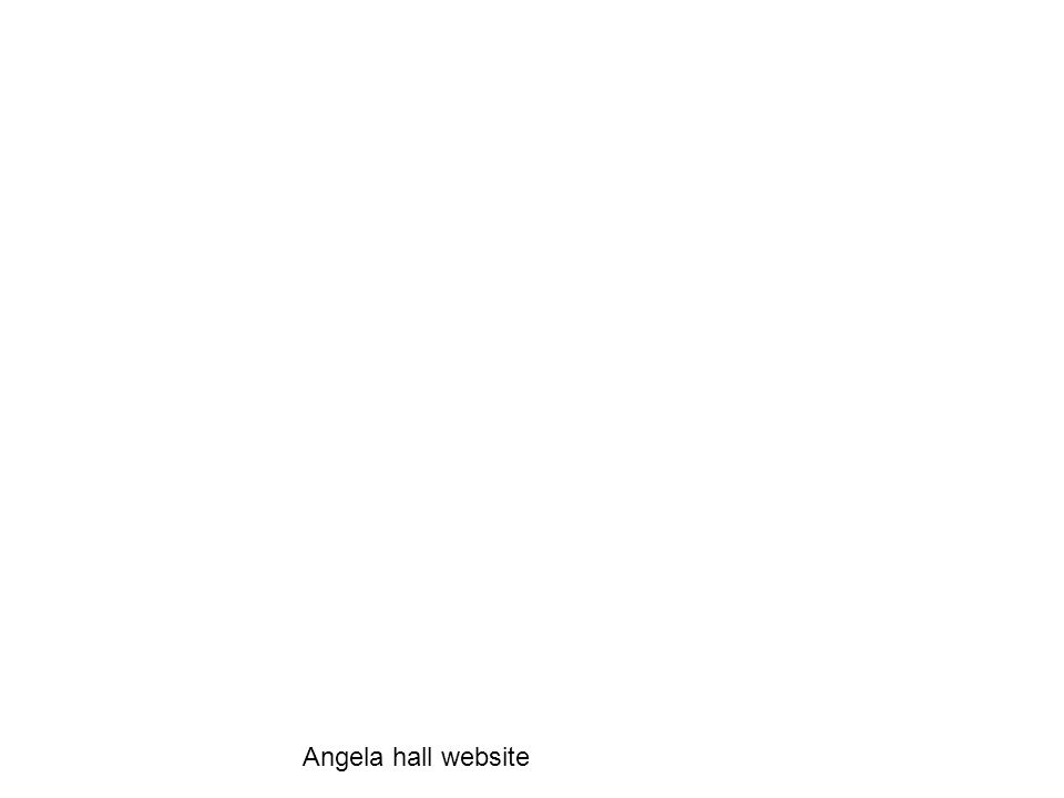 Angela hall website