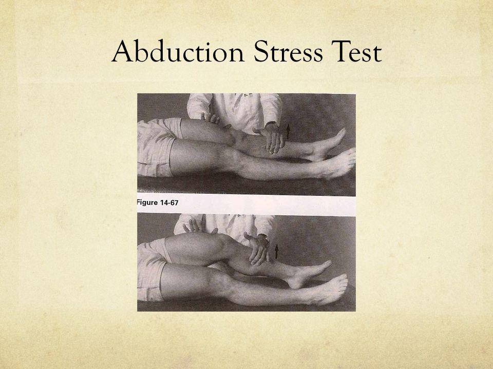 Abduction Stress Test
