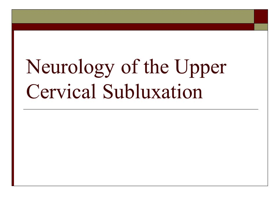 Subluxation sub = Less Than Luxatio = Dislocation less than a dislocation Medical use of the term traced back to 1688 by Holme.