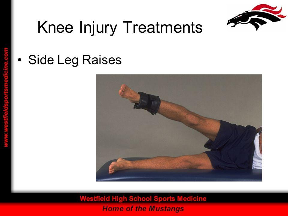 Knee Injury Treatments Side Leg Raises