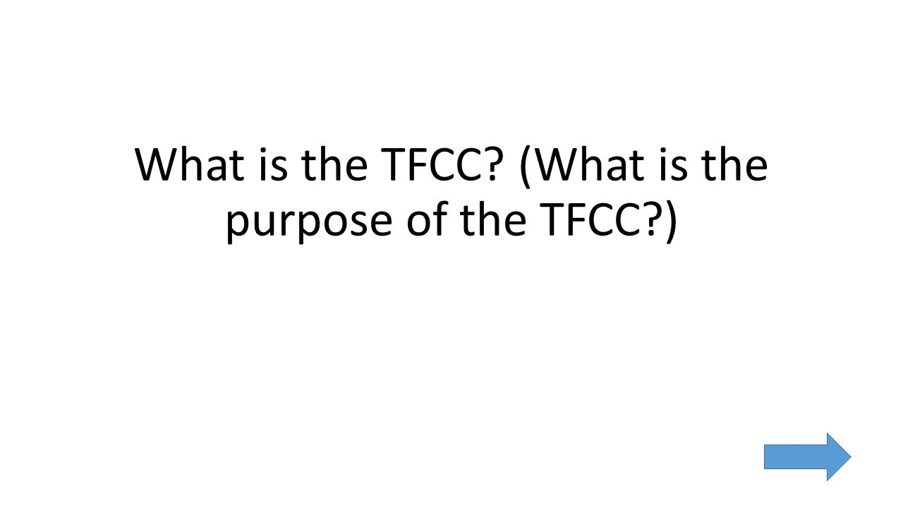 What is the TFCC (What is the purpose of the TFCC )