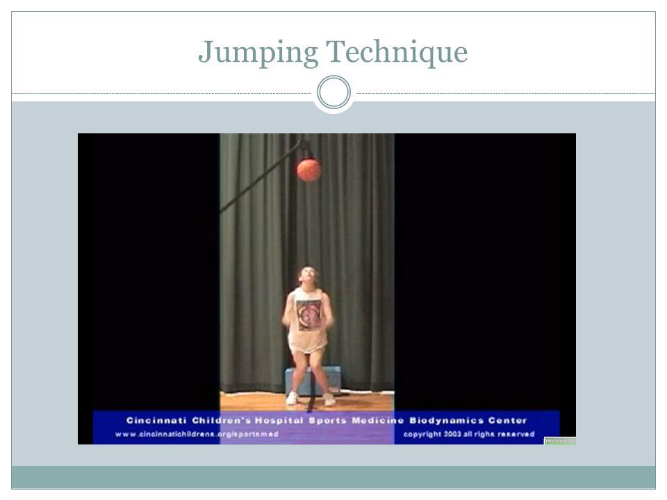 Jumping Technique