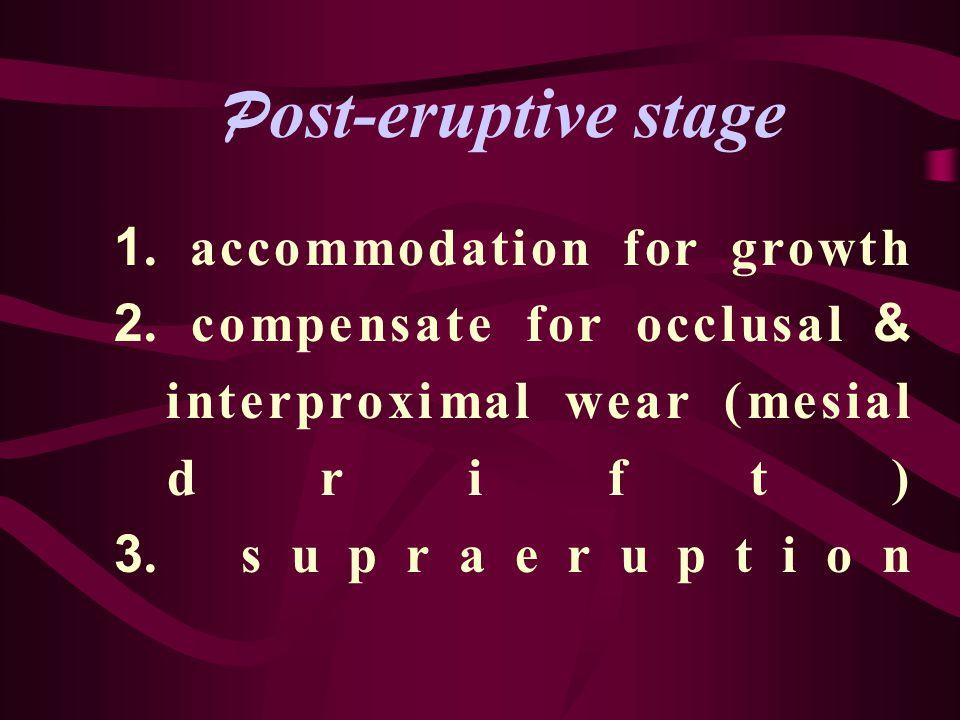 E ruptive stage
