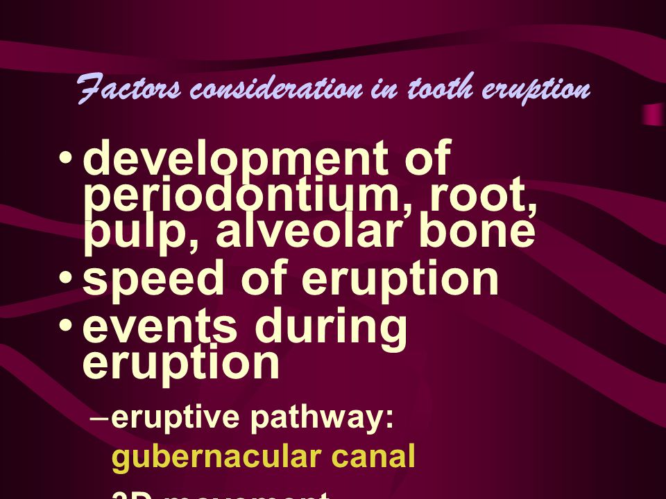 ฟันสึก a ttrition a brasion e rosion