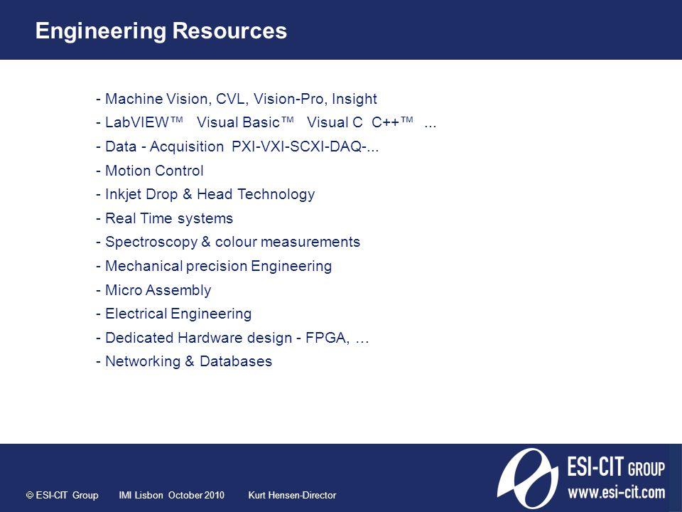  Machine Vision, CVL, Vision-Pro, Insight  LabVIEW™ Visual Basic™ Visual C C++™...