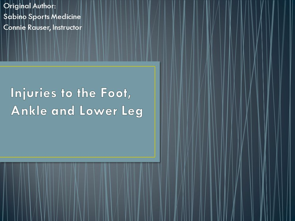 Less common due to bony structure of ankle Deltoid ligament damage (any or all 4 portions)