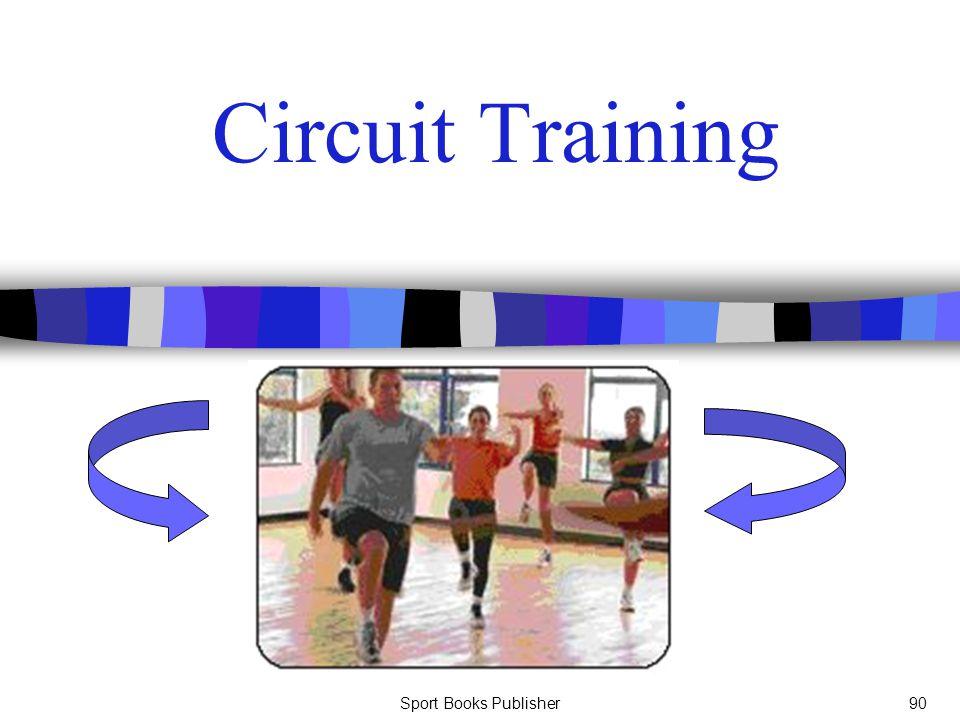 Sport Books Publisher90 Circuit Training