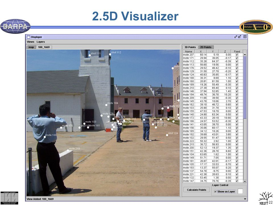22 2.5D Visualizer