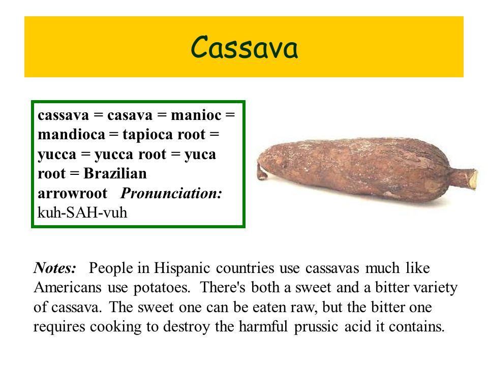 arrowroot = arrow root = Chinese potato (this name also is used for jicama) = goo = seegoo = arrowhead = Chinese arrowhead = tse goo = ci gu = tsu goo
