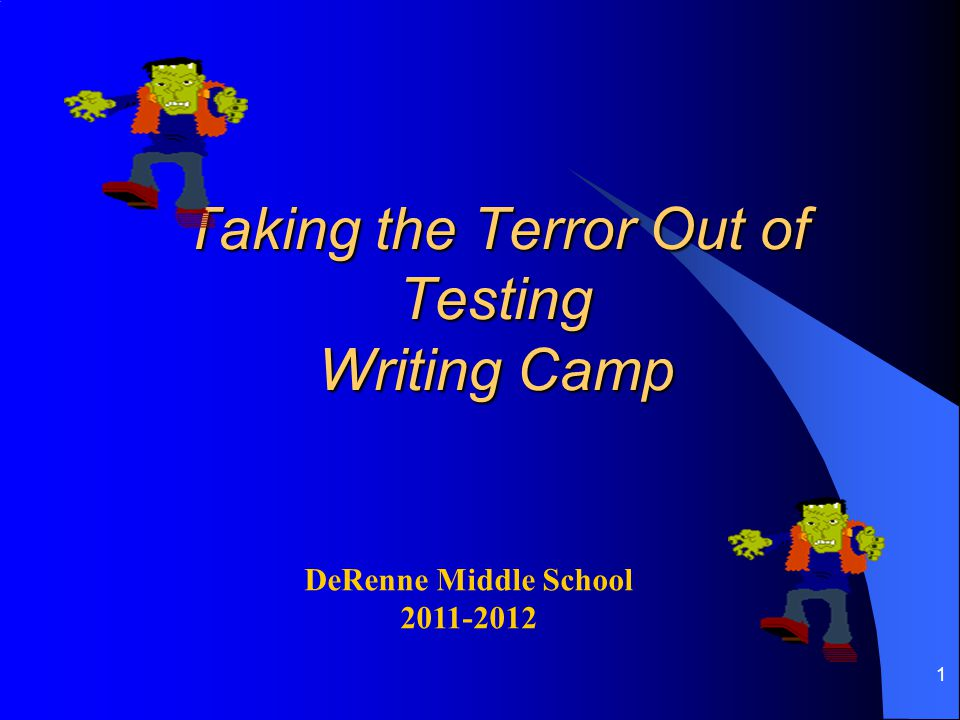 82 Sample Prompt Writing Situation Some teachers at DeRenne Middle School do not accept late homework.