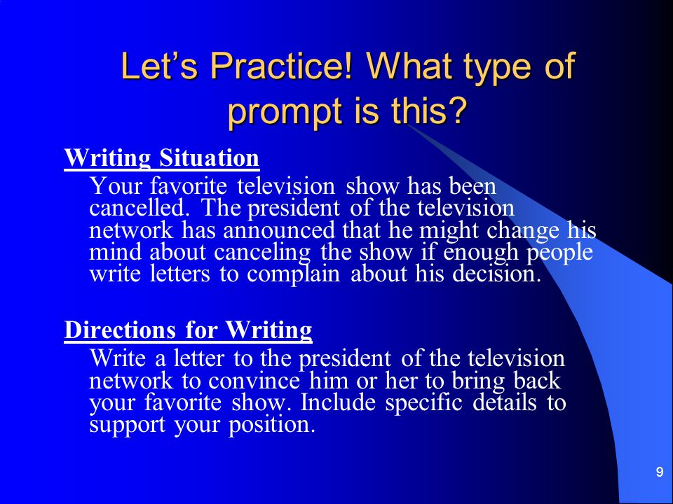 30 WRITE YOUR INTRODUCTION NOW. BE PREPARED TO SHARE.