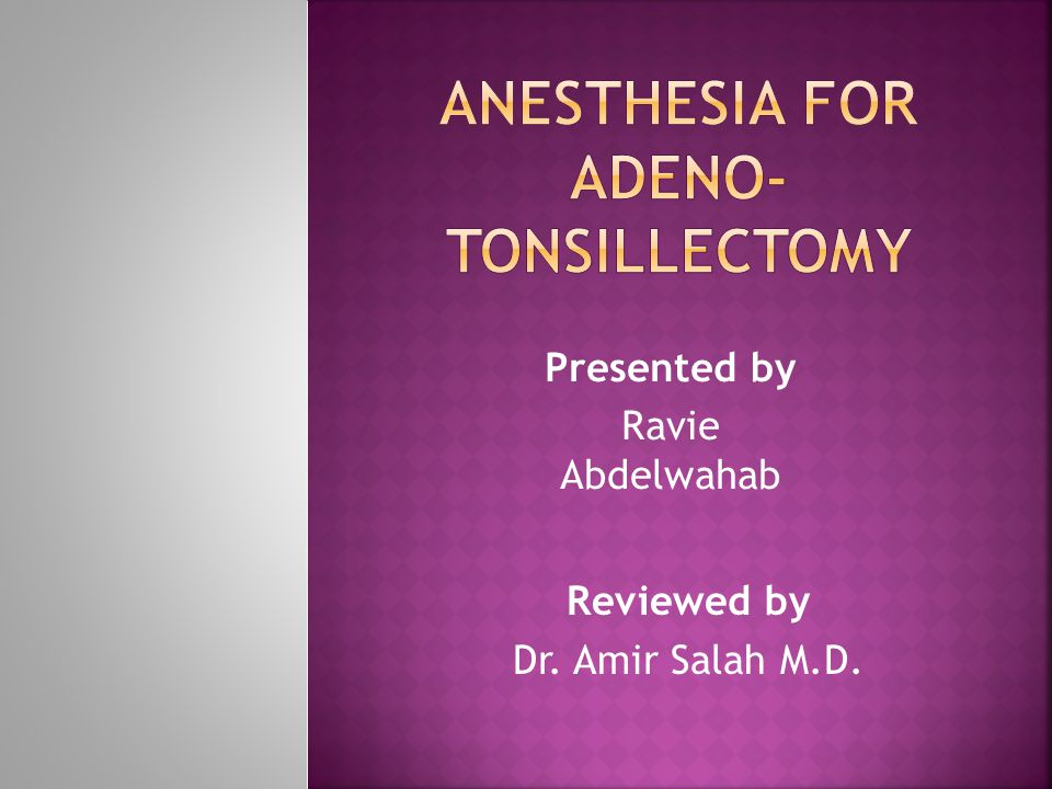 Presented by Ravie Abdelwahab Reviewed by Dr. Amir Salah M.D.