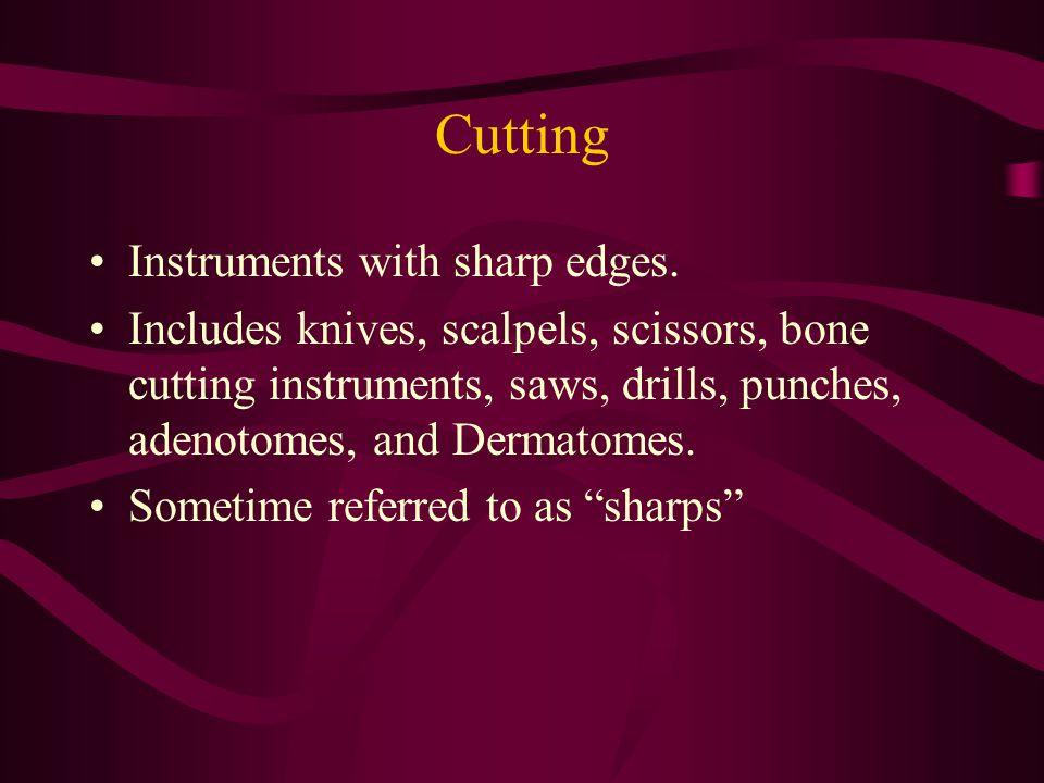Dilating/Probing Instruments