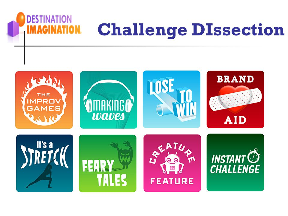 Challenge DIssection