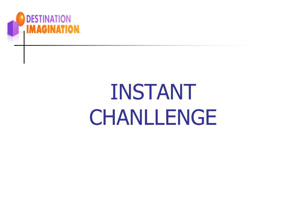 INSTANT CHANLLENGE