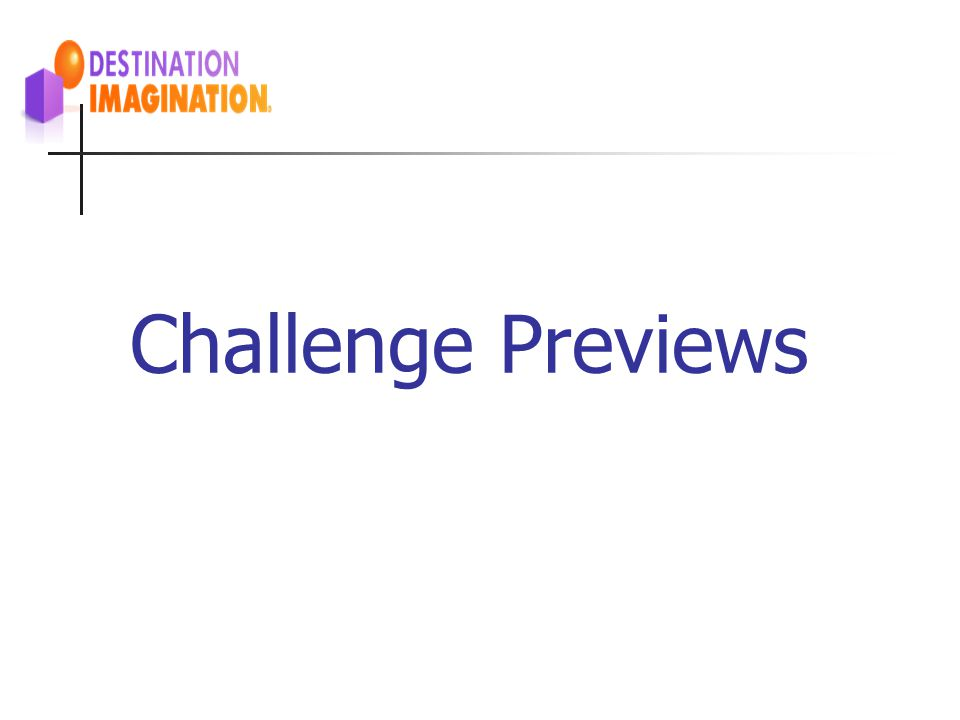 Challenge Previews