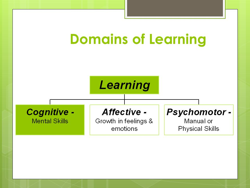Bloom's Levels of Thinking