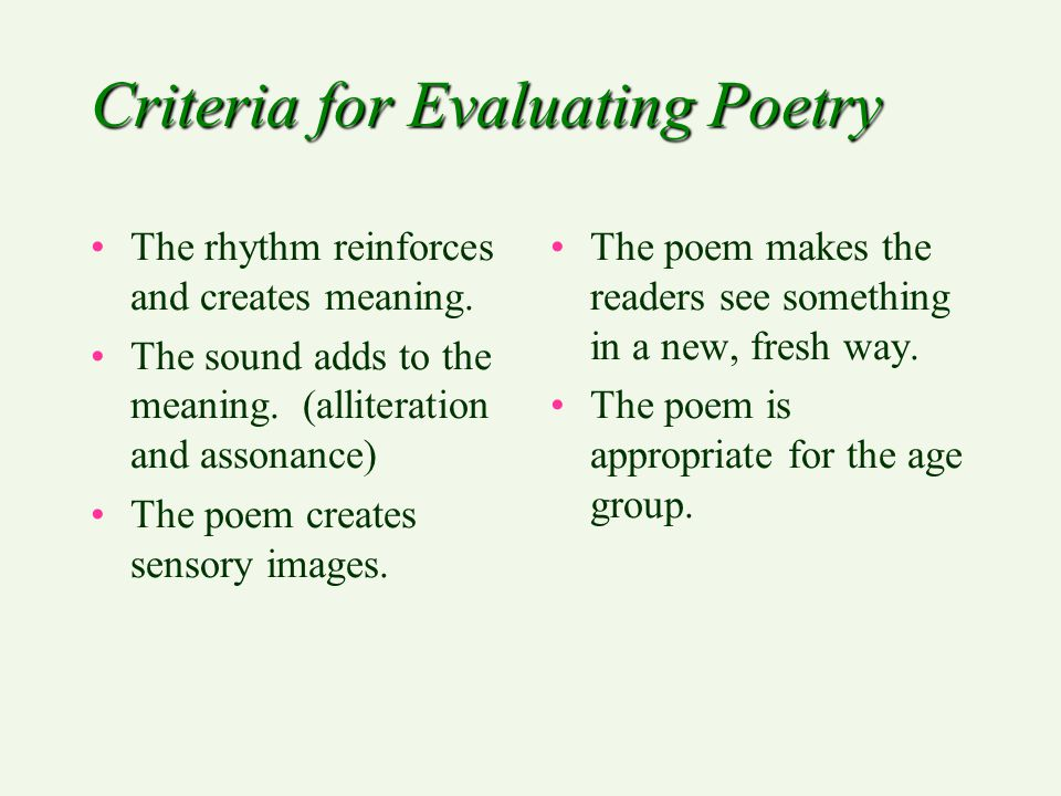 Poetry Forms Cinquain Wilber shy, fearful crying, fainting, begging I don't wanna die Pig Diamante Mammals dolphins, monkeys nursing, caring, feeding warm-hearted; cold-blooded burying, leaving, neglecting snakes, turtles Reptiles