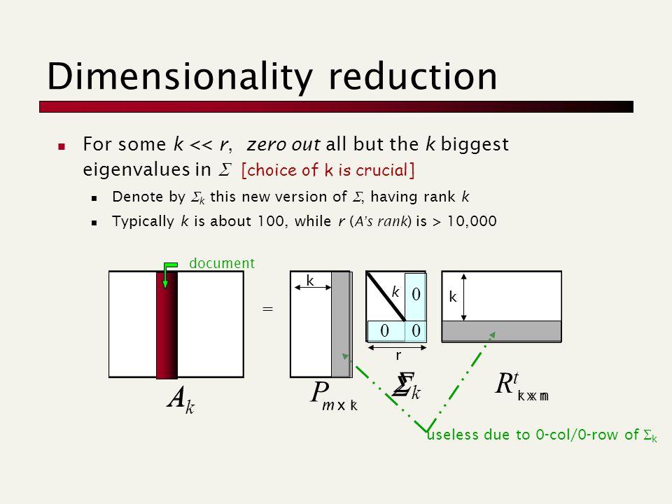 Sketching by Min-Hashing Consider S A, S B  P Pick a random permutation π of P (such as ax+b mod  P ) Define  = π -1 ( min{π(S A )} ),  = π -1 ( min{π(S B )} ) minimal element under permutation π Lemma: