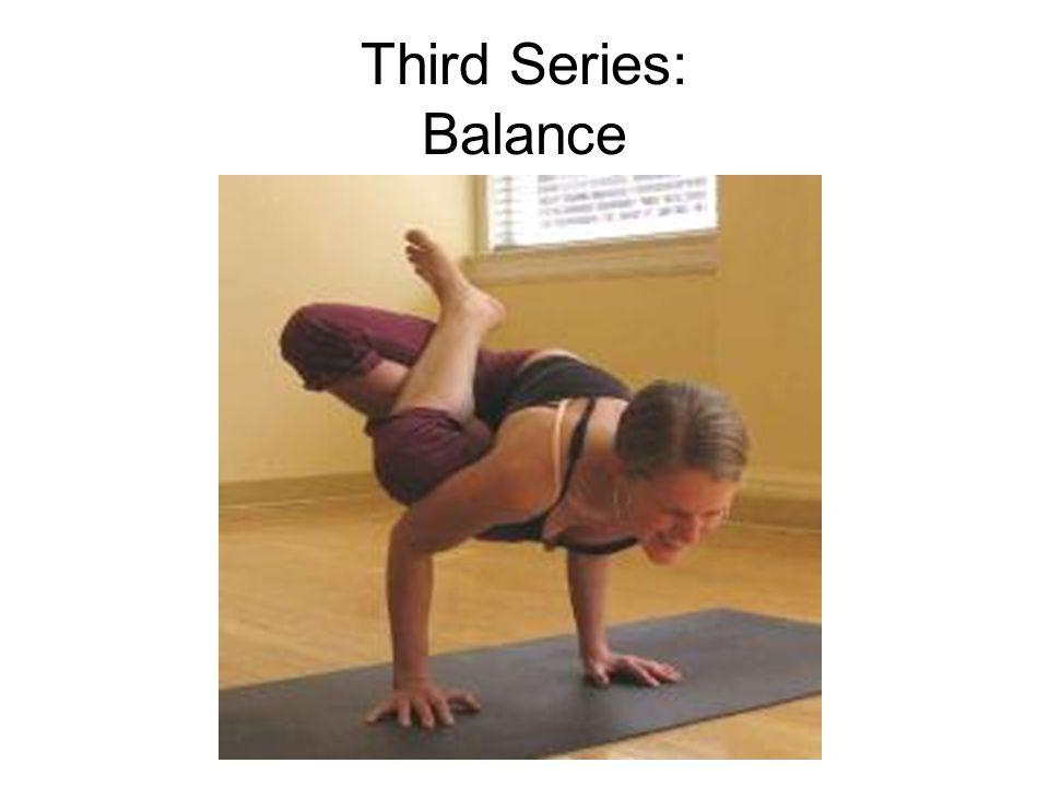 Third Series: Balance