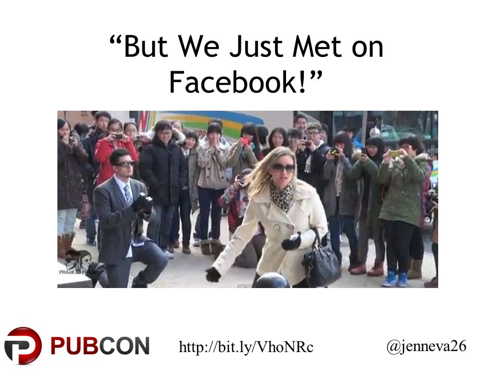 But We Just Met on Facebook! @jenneva26 http://bit.ly/VhoNRc