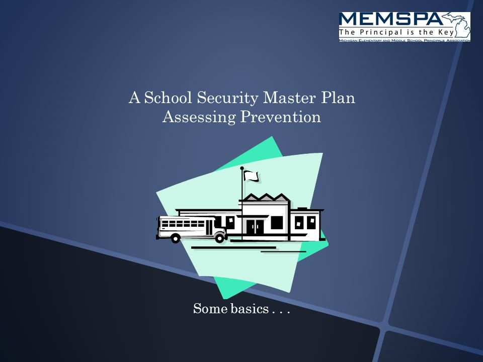 Background: o Schools are never truly secure...o Not highlighted on news...
