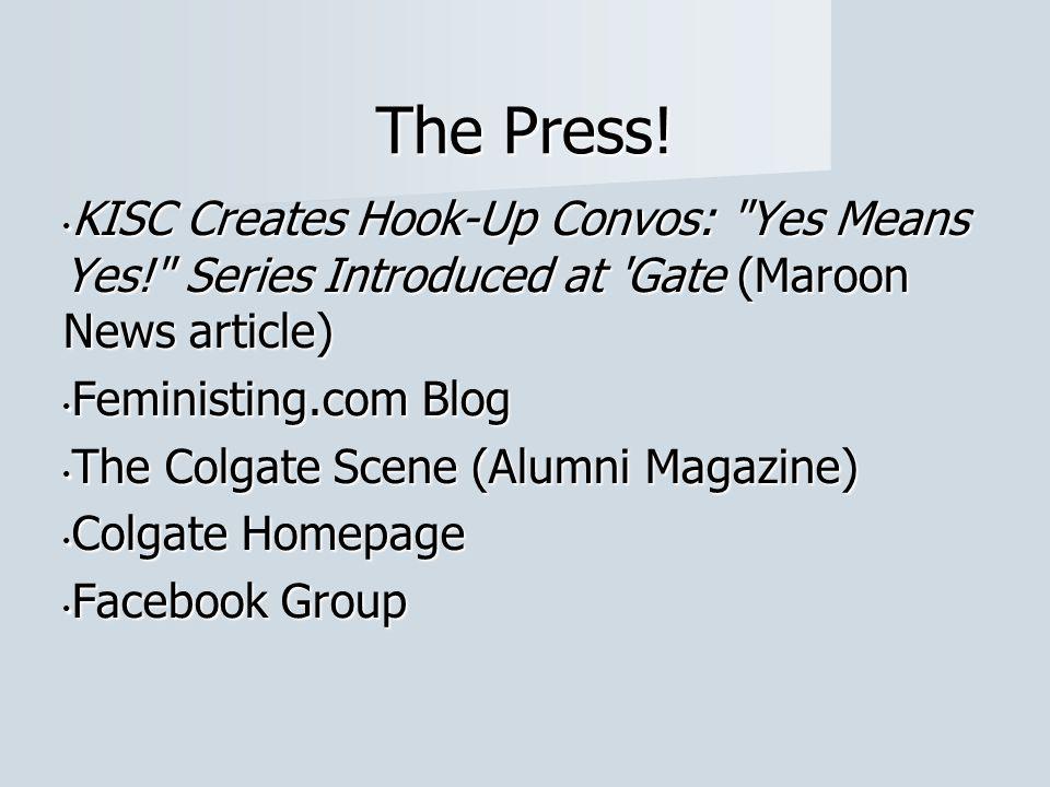 The Press.