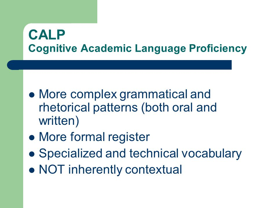 Extend the language your students are exposed to - Comprehensible input PLUS.