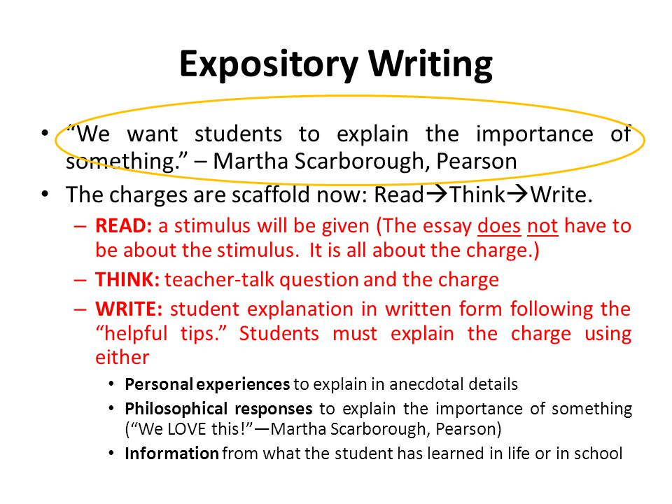 critically explain essay