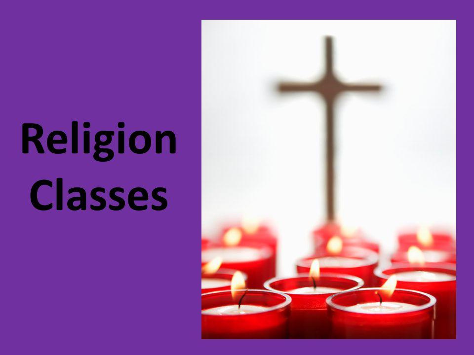 Religion Classes