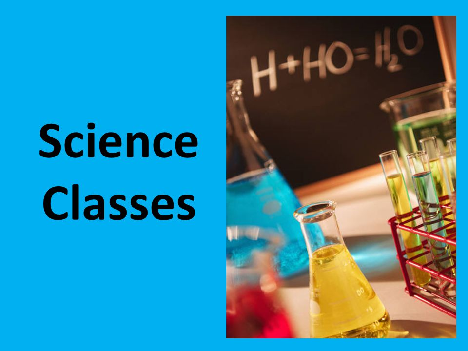 Science Classes