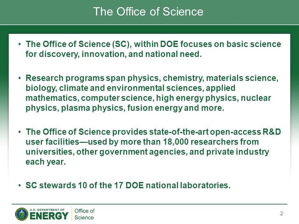 Science for Zero Carbon Energy 23