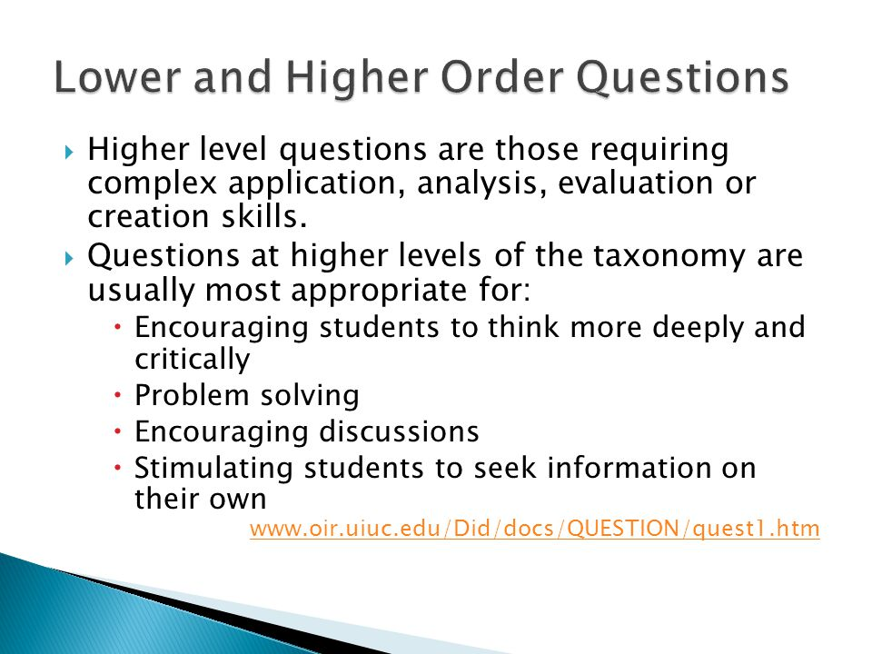 5.Remember that EVERY QUESTION needs to adhere to the breakdown, cognitive levels is not applied only at the end of the exam paper.