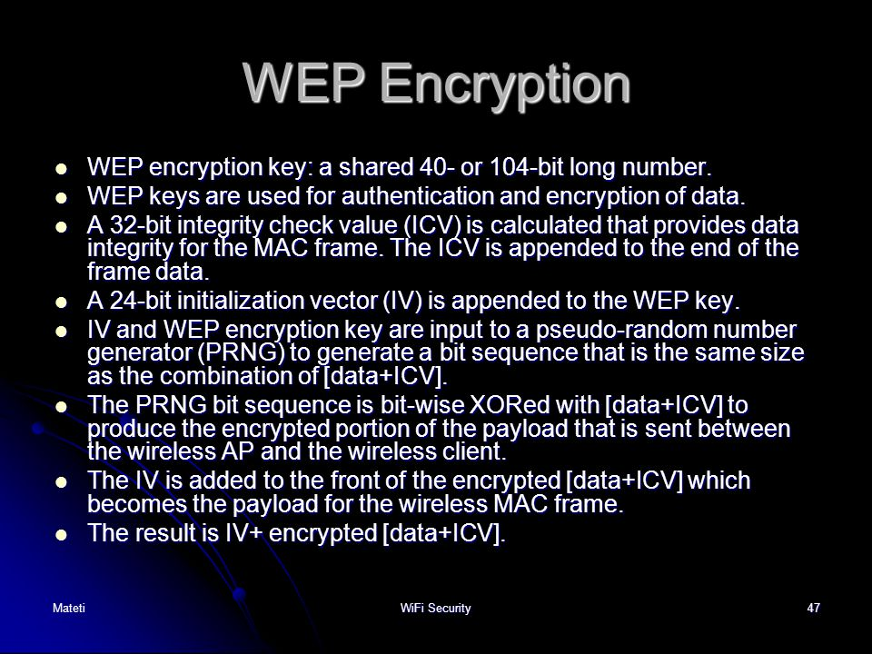 128 bit encryption how long to crack wep