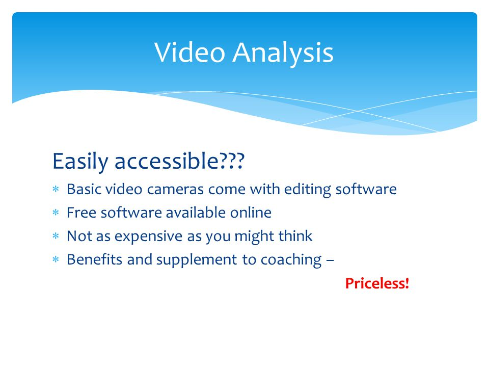 Psychology Performance Profiles – main area linked to video analysis – won't give away all my secrets.