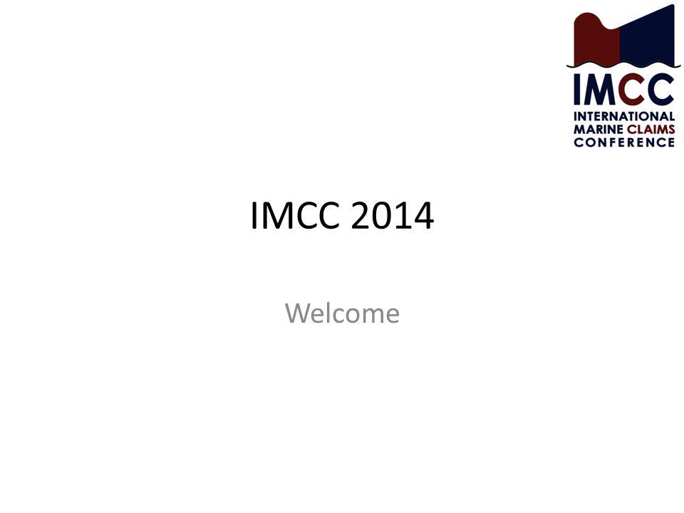 IMCC 2014 Welcome