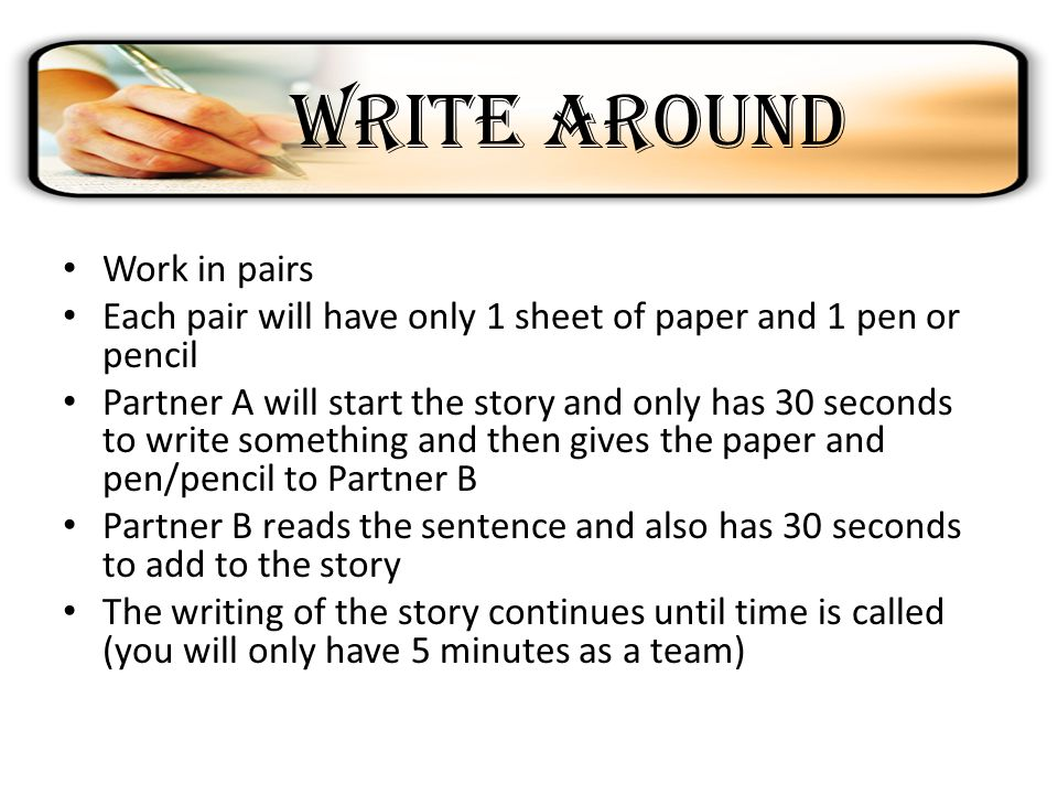 Let's Dissect the Prompt 1.What are students expected to do.