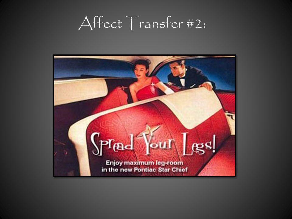 Affect Transfer #2: