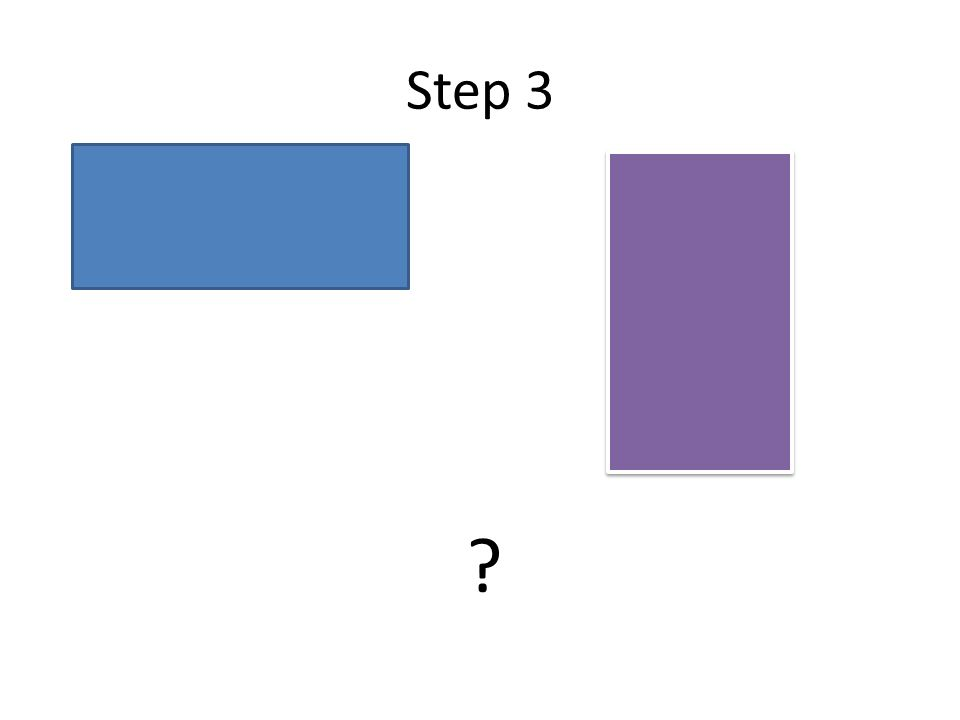 Step 3 ?